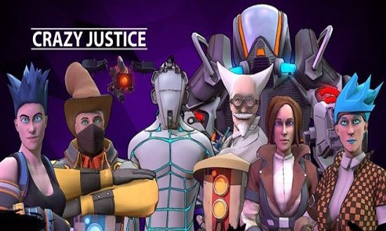 Crazy Justice PC Game Free Download Full Version
