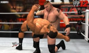 WWE 12 Game Free download for pc