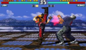 tekken 3 PC Game Full version