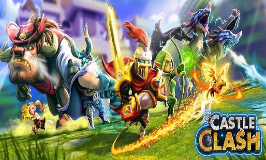Castle Clash PC Game Free Download Full Version