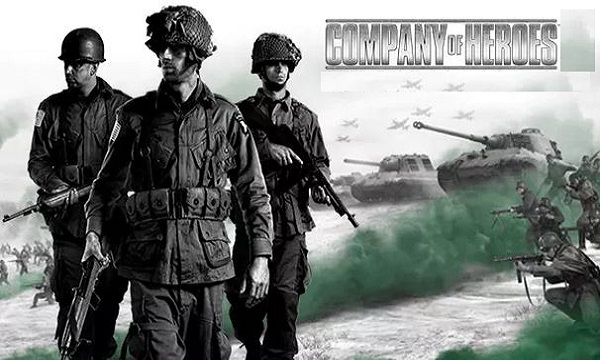 Company of Heroes PC Game Free Download Full Version