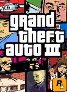 Grand Theft Auto III pc game full version