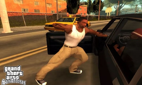 Grand Theft Auto San Andreas PC Game Free Download Full Version