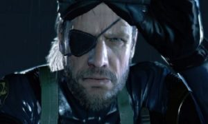 Metal Gear Solid V Ground Zeroes game for pc