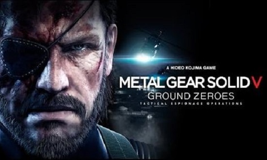 Metal Gear Solid V Ground Zeroes PC Game Free Download Full Version
