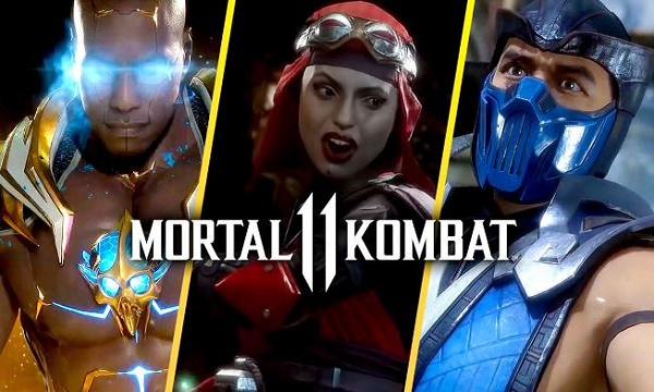 Mortal Kombat 11 PC Game Free Download Full Version