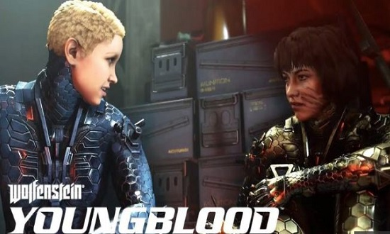 Wolfenstein Youngblood PC Game Free Download Full Version