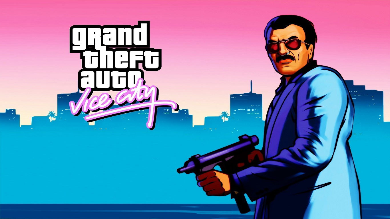 Grand Theft Auto Vice City PC Game Free Download Full Version