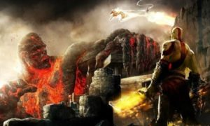 God of War 3 game for pc