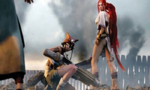 Heavenly Sword game for pc