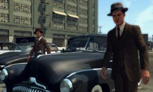 L.A. Noire game for windows 7 full version