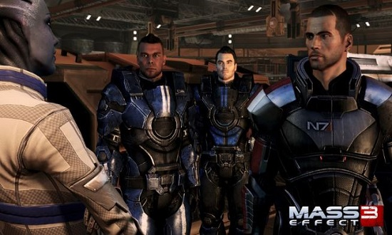Mass Effect 3 PC Game Free Download Full Version