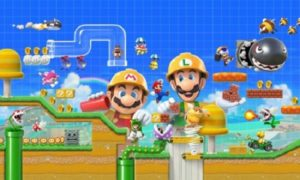 Super Mario Maker 2 PC Game Free Download Full Version
