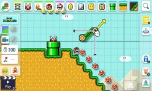 Super Mario Maker 2 game free download for pc full version