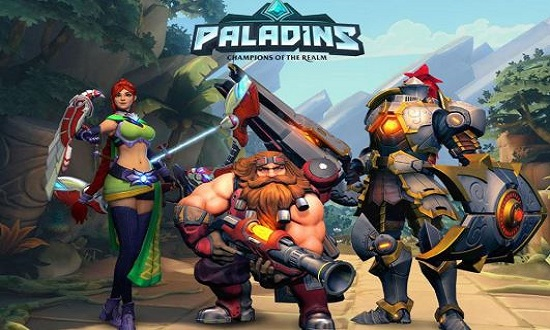 Paladins PC Game Free Download Full Version