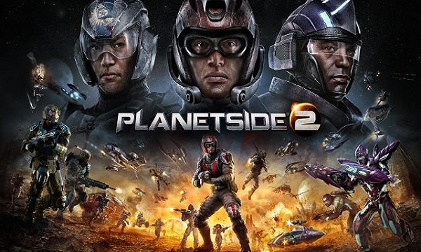 PlanetSide 2 PC Game Free Download Full Version