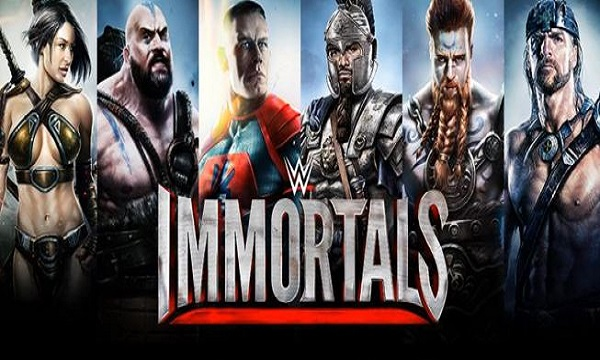 WWE Immortals PC Game Free Download Full Version