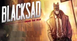 Blacksad Under the Skin game