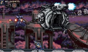Blazing Chrome highly compressed game full version