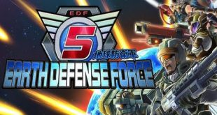 Earth Defense Force 5 game