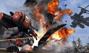 Metal Wolf Chaos XD for pc