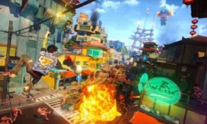 Sunset Overdrive game for pc