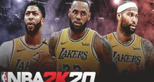 NBA 2K20 game download