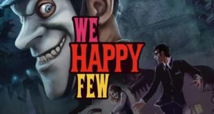 We Happy Few game