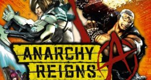 Anarchy Reigns game