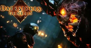 Darksiders Genesis game