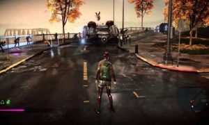 Infamous First Light for pc