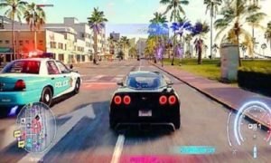 Need for Speed Heat highly compressed pc game full version