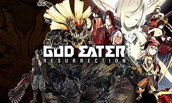 God Eater Resurrection PC Game Free Download Full Version