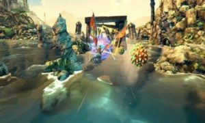 Panzer Dragoon Remake highly compressed game for pc full version