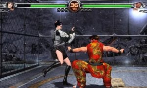 Virtua Fighter 5 highly compressed game for pc full version