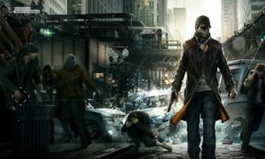 Watch Dogs game for pc