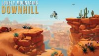 Lonely Mountains Downhill PC Game Download Free Full Version