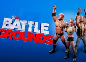 WWE 2K Battlegrounds PC Game Free Download Full Version