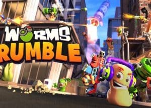 Worms Rumble PC Game Free Download Full Version