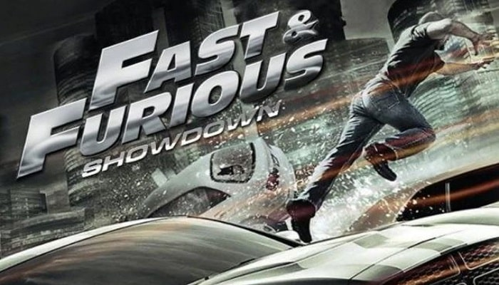 Fast and Furious Showdown Highly Compressed