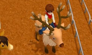 Harvest Moon One World game for pc